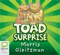 Audio cover - Toad Surprise