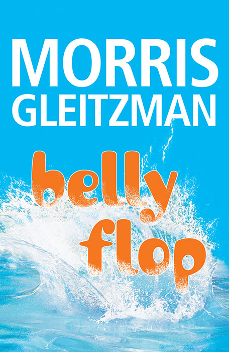 Book cover - Belly Flop