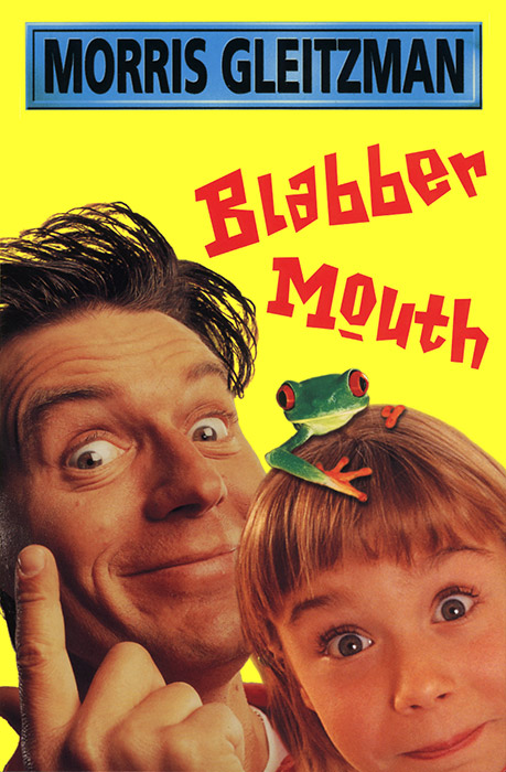 Book cover - Blabber Mouth