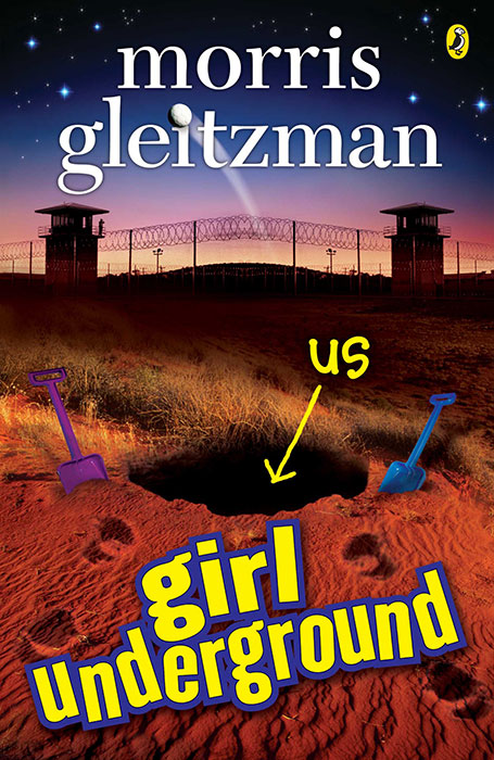 Book cover - Girl Underground