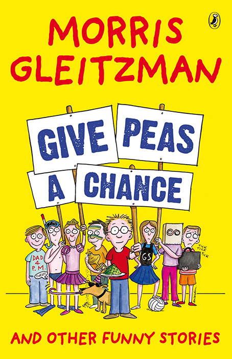 Book cover - Give Peas A Chance