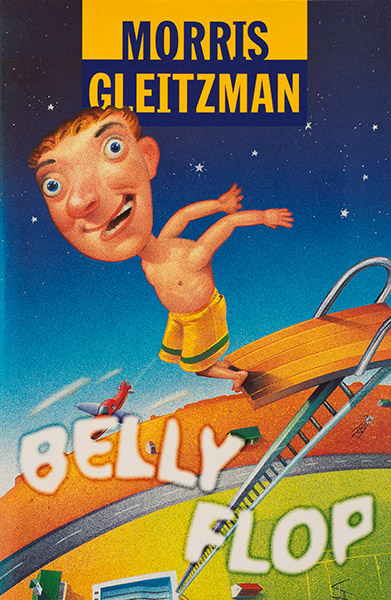 Belly Flop 2001 cover