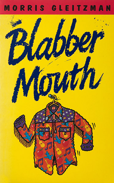 Blabber Mouth UK 1993 cover