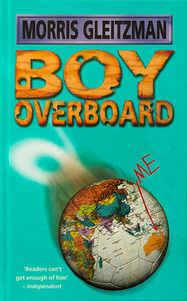 Boy Overboard UK 2002 cover