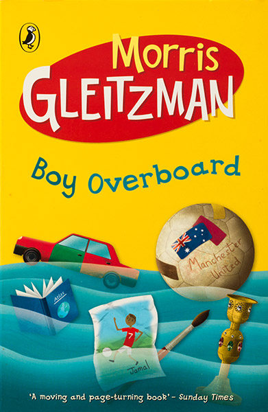 Boy Overboard UK 2003 cover