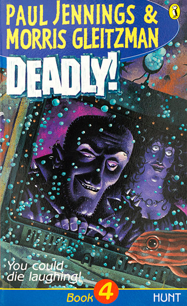 Deadly part 4 of 6 2000 cover