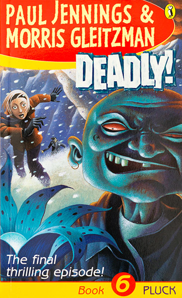 Deadly part 6 of 6 2001 cover