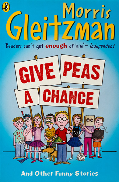 Give Peas A Chance UK 2007 cover