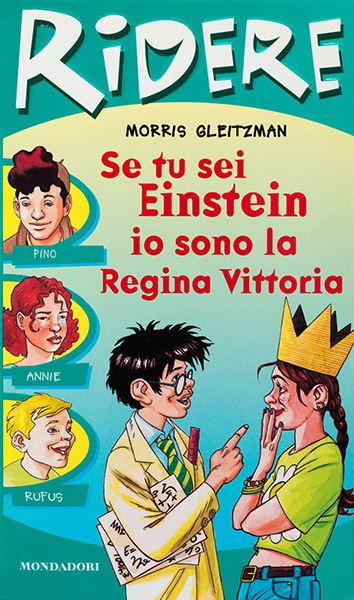 Second Childhood Italy 1990 cover