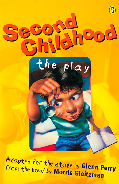 Second Childhood The Play 2002 cover
