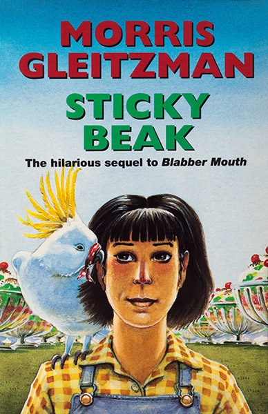 Sticky Beak 1993 cover