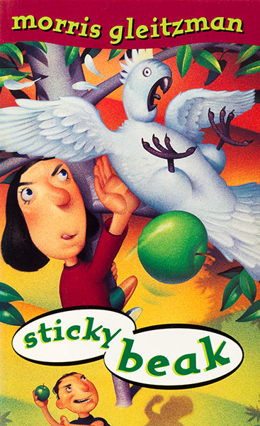 Sticky Beak 1994 cover