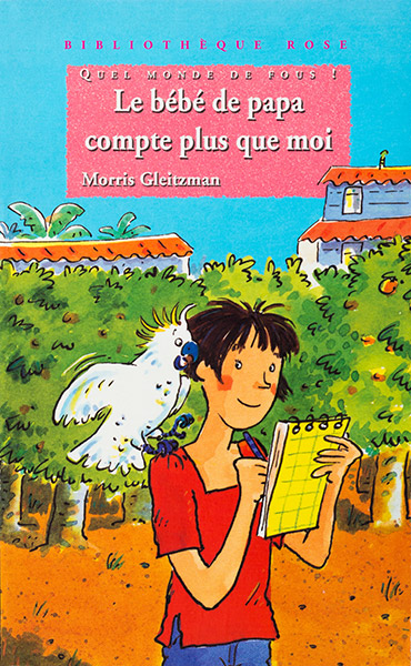 Sticky Beak France 1998 cover