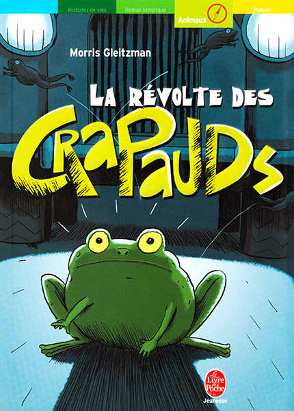 Toad Rage France 2005 cover