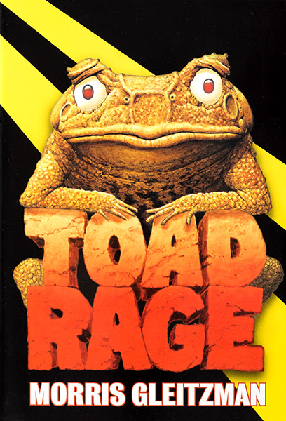 Toad Rage USA 2004 cover