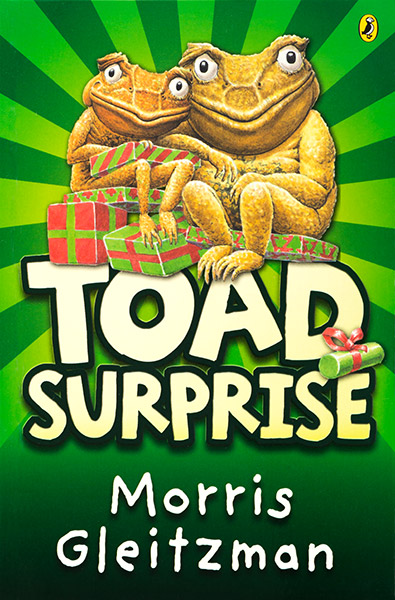 Toad Surprise 2008 cover