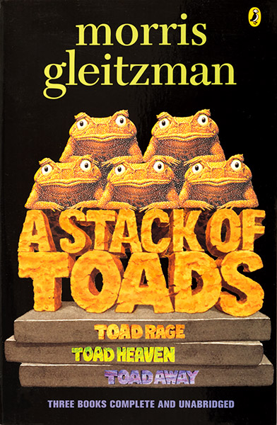 A Stack Of Toads 2005 cover