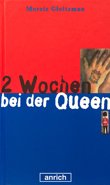 Two Weeks With The Queen Germany 1997 cover