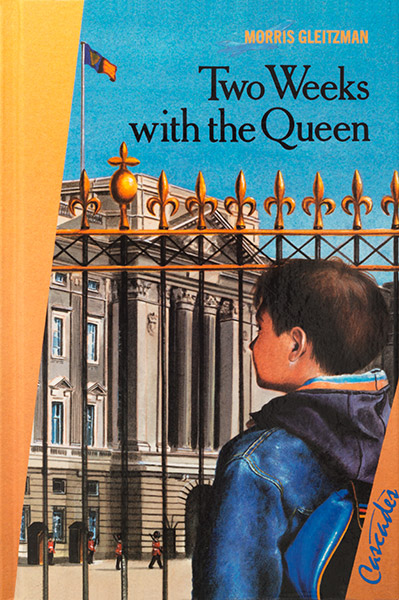 Two Weeks With The Queen UK 1992 cover
