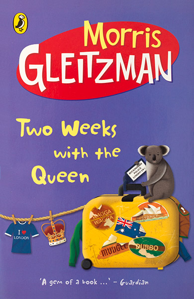 Two Weeks With The Queen UK 1999 cover