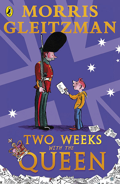 Two Weeks With The Queen UK 2014 cover