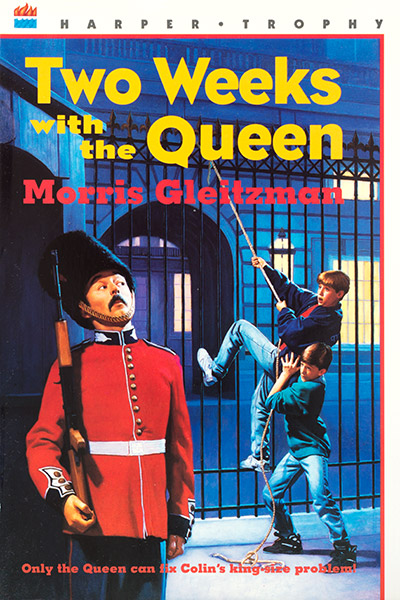 Two Weeks With The Queen USA 1993 cover