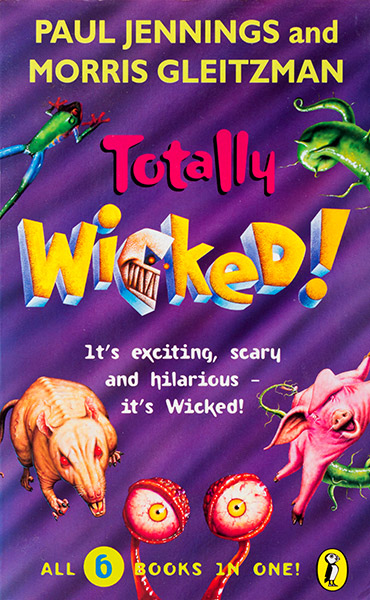 Totally Wicked! UK 1999 cover
