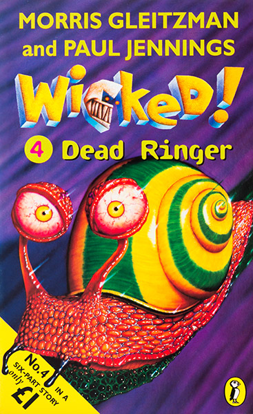 Wicked! Book 4 UK 1998 cover