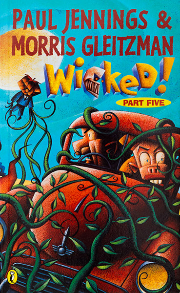Wicked! Book 5 1997 cover