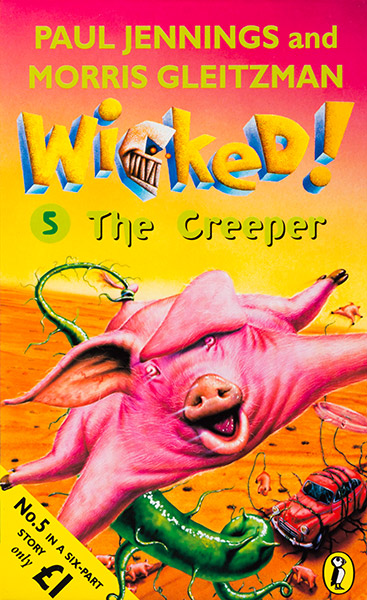 Wicked! Book 5 UK 1998 cover