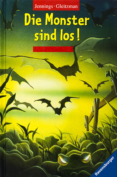Wicked! Germany 2004 cover