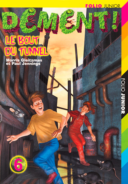 Wicked! Book 6 France 2000 cover